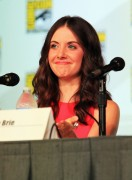 Alison Brie - Community event at San Diego Comic-Con 07/13/12