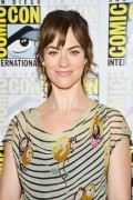 Maggie Siff - Sons of Anarchy event at San Diego Comic-Con 07/15/12