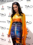 Janina Gavankar - Maxim Fridays Summer Issue Release Party in Vegas 08/03/12