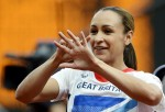 Jessica Ennis at the London Olympics 3rd & 4th August x142