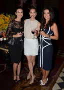 Leslie Bibb - Clos Du Bois Rouge launch in New York 08/15/12