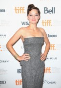 Marion Cotillard - Rust & Bone premiere at the Toronto Film Fest 09/06/12