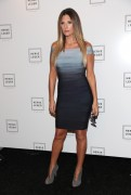 Daisy Fuentes - Herve Leger fashion show in New York 09/08/12